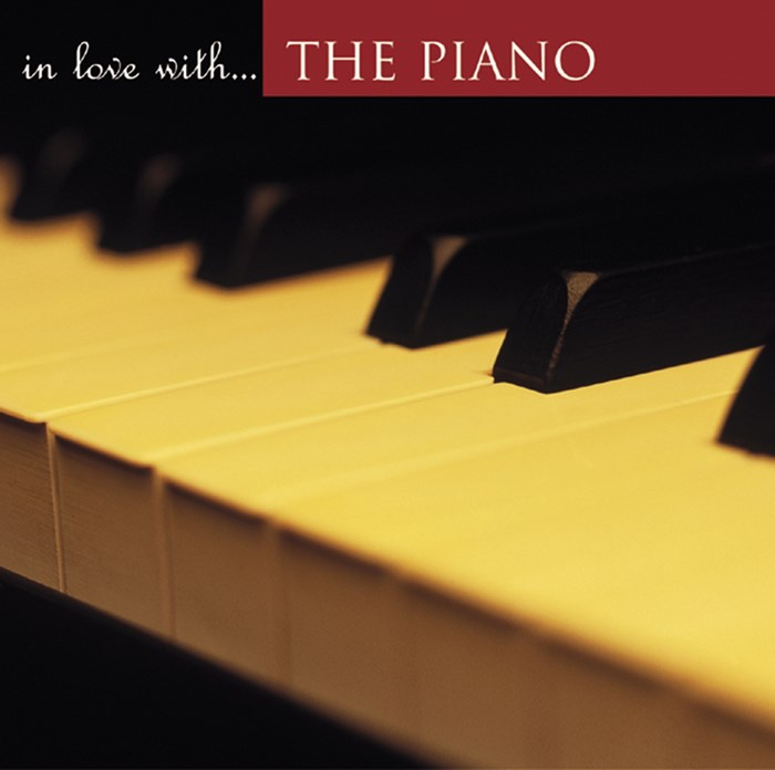 In Love With - The Piano CD
