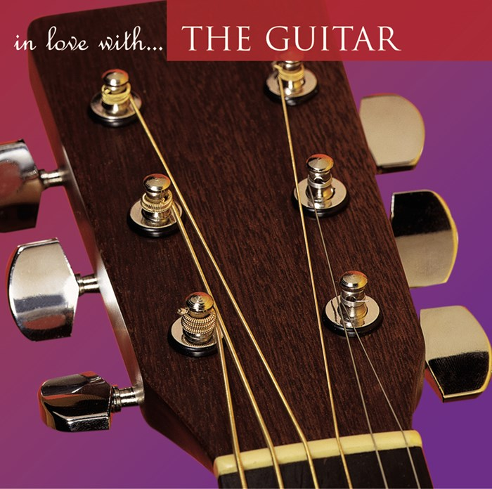 In Love With - The Guitar CD