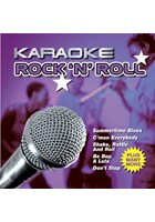 Karaoke Rock n Roll CD