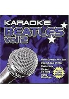 Karaoke Beatles Vol 2 CD