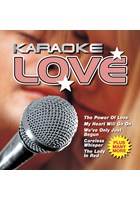 Karaoke Love Songs CD