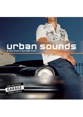 Urban Sounds - A New Style Of Garage Music CD