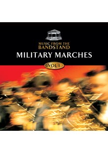 Music From The Bandstand - Military Marches (1) CD
