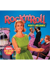 Rock 'n' Roll Party Megamix CD