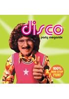 Disco Party Megamix CD