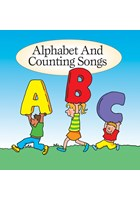 Alphabet & Counting Songs CD