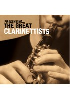 Presenting -The Great Clarinettists CD