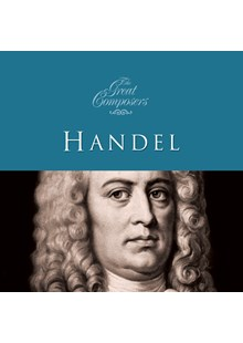 Great Composers - Handel CD