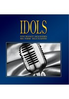 Idols -Tony Bennett, Dick Haymes, Mel Torme, Billy Eckstine CD