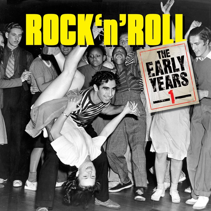 Rock 'n' Roll Early Years (1) CD
