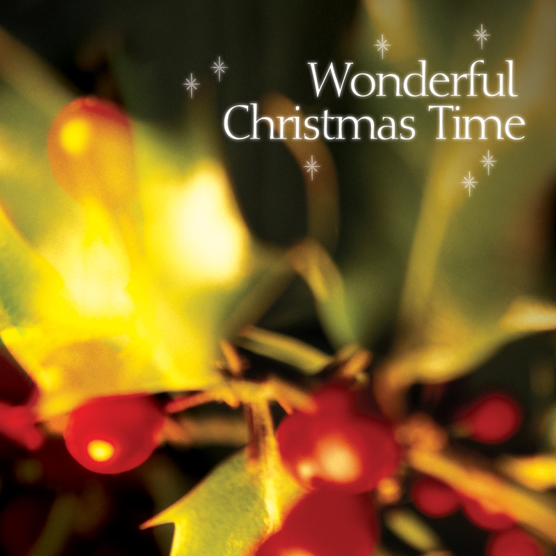 wonderful christmas time cd - Wonderful Christmas Time