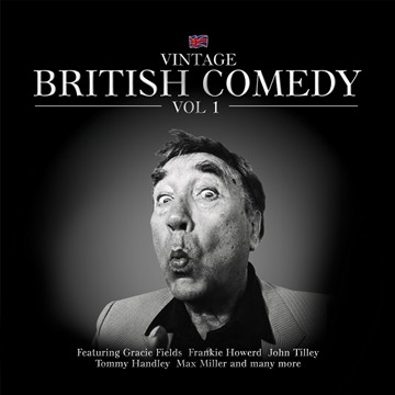 Vintage British Comedy Vol.1 CD - click to enlarge