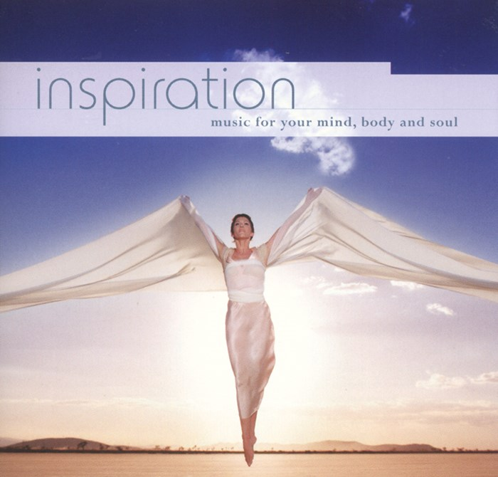 Inspiration - music for your mind, body and soul CD