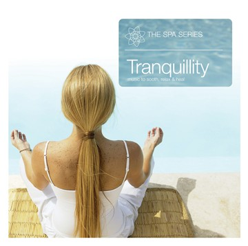Spa Series - Tranquillity CD - click to enlarge