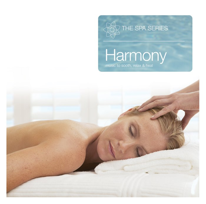 Spa Series - Harmony CD