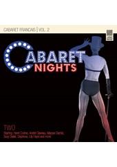 Cabaret Nights - Cabaret Francais Performance 2 CD