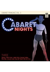 Cabaret Nights - Cabaret Francais Performance 3 CD
