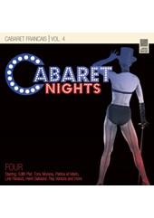 Cabaret Nights - Cabaret Francais Performance 4 CD