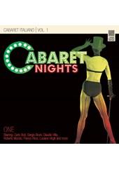 Cabaret Nights - Cabaret Italiano Performance 1 CD