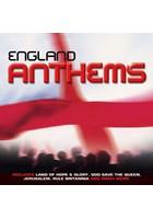 England Anthems CD