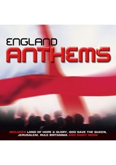 England Anthems CD