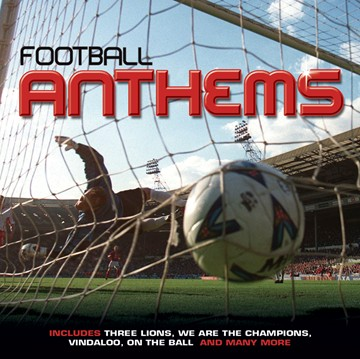Football Anthems CD - click to enlarge