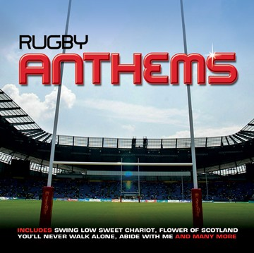 Rugby Anthems CD - click to enlarge