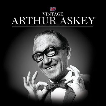 Arthur Askey CD - click to enlarge