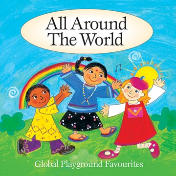 All Around The World CD - click to enlarge