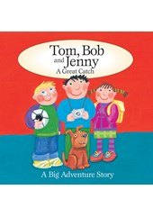 Tom, Bob & Jenny - A Great Catch CD