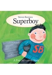 Steven Burrows - Superboy CD