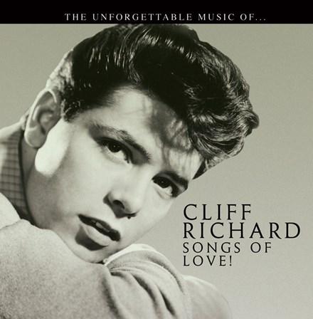 Cliff Richard Songs Of Love Audio CD