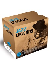 Jazz Legends 6CD Box Set