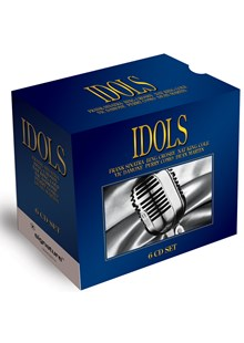Idols (male) 6CD Box Set