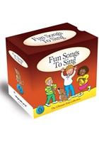 Fun Songs To Sing - The Ultimate Kids Collection 6CD Box Set