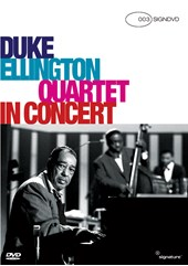 Duke Ellington Quartet in Concert DVD