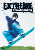 Extreme Snowboarding  DVD