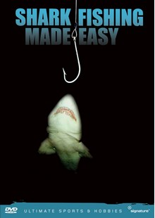 Shark Fishing Made Easy DVD