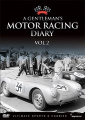 Motor Sports Of The 50's A Gentleman's Racing Diary (Vol 2) DVD