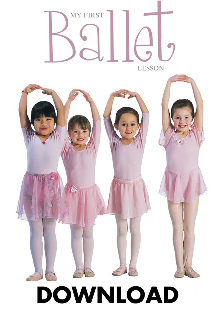 My First Ballet Lesson Download