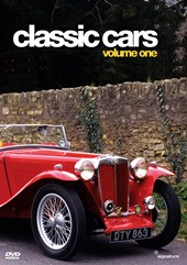 Classic Cars Volume 1 DVD