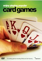 Popular Card Games DVD