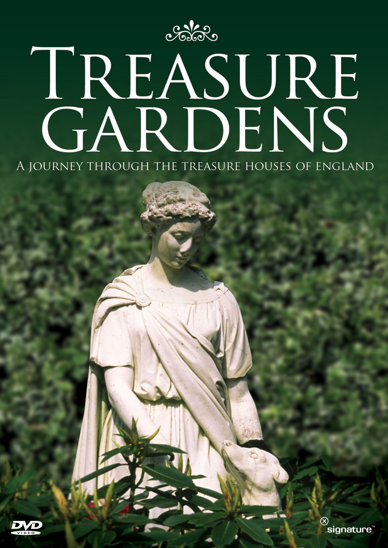 Treasure Gardens DVD