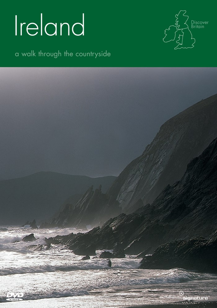 Ireland - A Walk Through The Countryside DVD