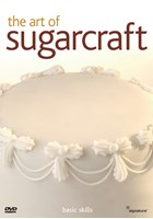 The Art Of Sugarcraft - Basic Skills DVD