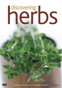 Discovering Herbs DVD