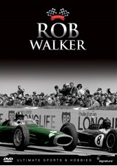 Motor Racing Legends Rob Walker DVD