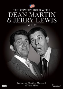 Comedy Hour With Dean Martin & Jerry Lewis (Vol 2) DVD