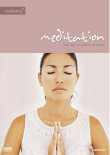 Meditation - The Key To Peace Of Mind DVD