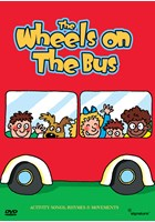 The Wheels On The Bus - Activity Songs, Rhymes & Movements  DVD
